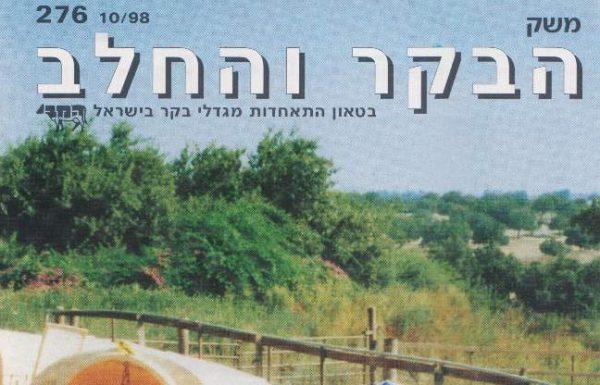חוברת 276, אוקטובר 1998