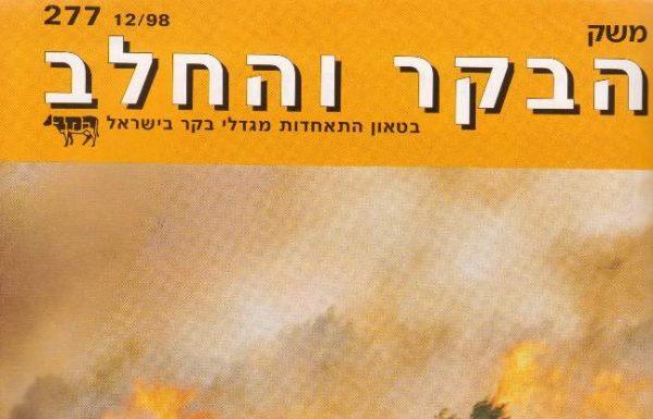 חוברת 277, דצמבר 1998