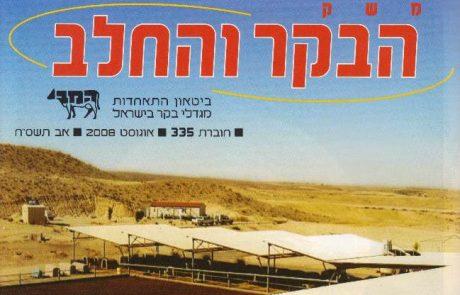 חוברת 335, אוגוסט 2008