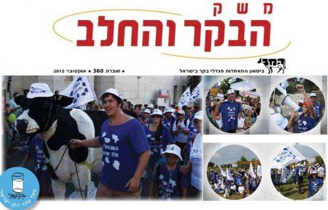 חוברת 360, אוקטובר 2012