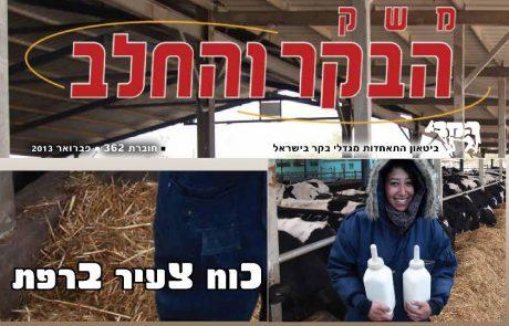 חוברת 362, פברואר 2013