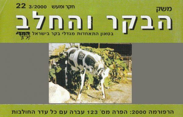 חקר ומעש 22, מרץ 2000